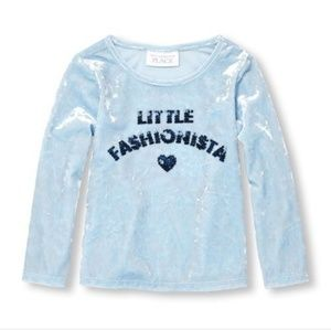 Childrens Place Girls Blouse